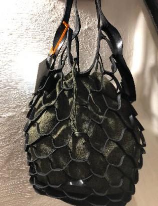 sac à main filet noir